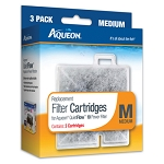 OUT OF STOCK - AQUEON FILTER CARTRIDGES - Fits Aqueon QuietFlow 10  Power Filter